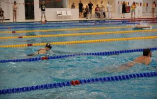 Zwemmen bij Plons © Plons